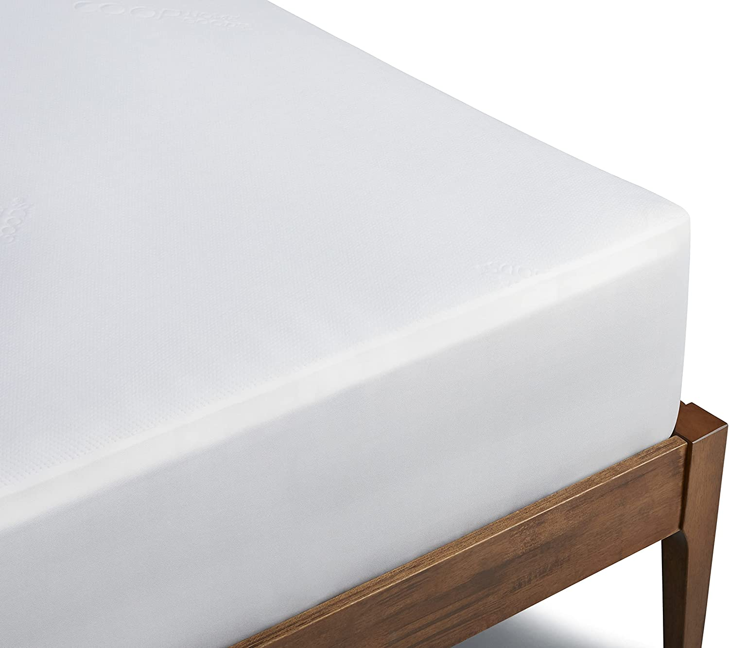 Coop Home Goods Mattress Protector -100% Waterproof, Ultra Soft Breathable Bed Mattress Cover - Silent Mattress Pad Protection - Oeko-TEX Certified