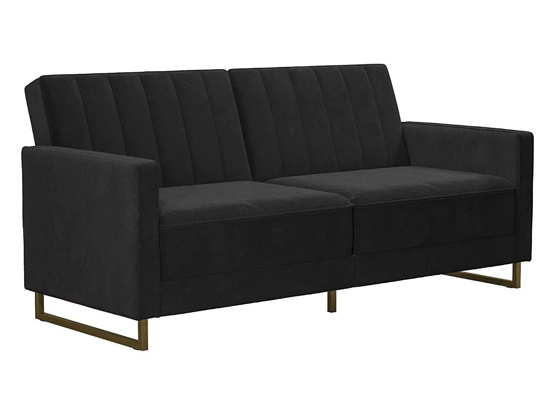 Novogratz Skylar Coil, Modern Sofa Bed and Couch