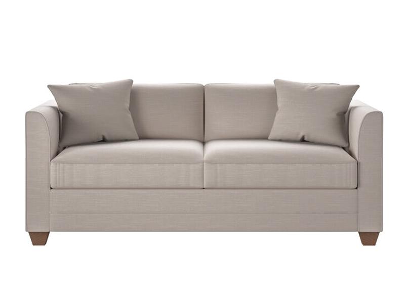 Wayfair Sarah 77'' Square Arm Sofa Bed